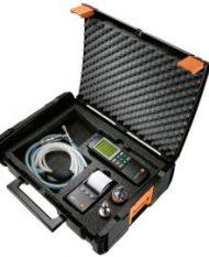 Базовый комплект testo 312-4 — Дифференциальный манометр с дополнительными принадлежностями