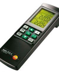 Комплект Testo 312-4 - манометр для измерения высокого давления (0563 1328)