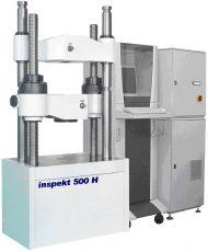 Универсальная гидравлическая испытательная машина Inspekt 500-H