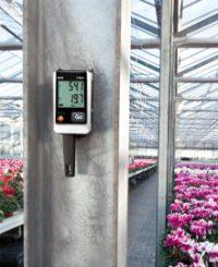 Гигрометр Testo 175 H1 - Логгер температуры и влажности с интегрированным внешним зондом
