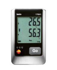 testo 176 H1 — 4-канальный логгер данных температуры и влажности (0572 1765)