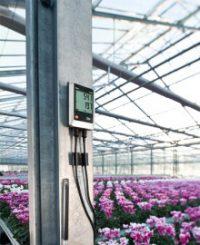 Гигрометр Testo 176 H1 - 4-канальный логгер температуры и влажности