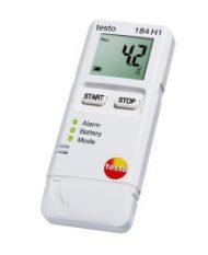 testo 184 H1 — Логгер данных температуры и влажности (0572 1845)