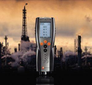 Комплект газоанализатора Testo 340 (NO2)