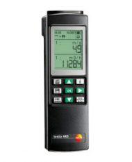 testo 445 — прибор для систем ОВК (0560 4450)