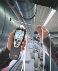 Testo 512 - Дифференциальный манометр измерения давления от 0 до 2 гПа (0560 5126)