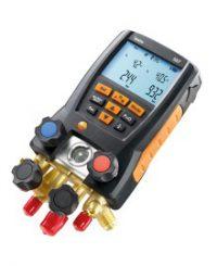 Комплект Testo 557 - Цифровой манометрический коллектор (0563 1557)