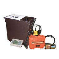 Кабелеискатель для поиска повреждений кабеля акустическим и индукционным методом Атлет КАИ-1.502 (ИДМ)