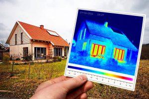 тепловой контроль дома