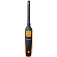 Смарт-зонд Testo 605 i — Термогигрометр с Bluetooth, управляемый со смартфона/планшета