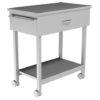 Стол передвижной для приборов НВ-600 СТП (600*350*650)