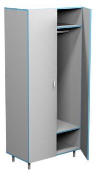 Шкаф для одежды ШО НВК 800 (800x460x1820)