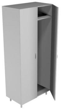 Шкаф для двух газовых баллонов НВ-800 ШБ (800*460*1820)