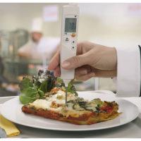 Testo 106 - Компактный термометр для пищевого сектора с сигналом тревоги (0560 1063)