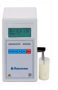 Анализатор качества молока «Лактан» исп. 600 УЛЬТРА
