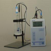 Нитрон - рН-метр - термометр