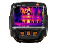 Тепловизор Testo 883 с 1 объективом и принадлежностями (0560 8831)